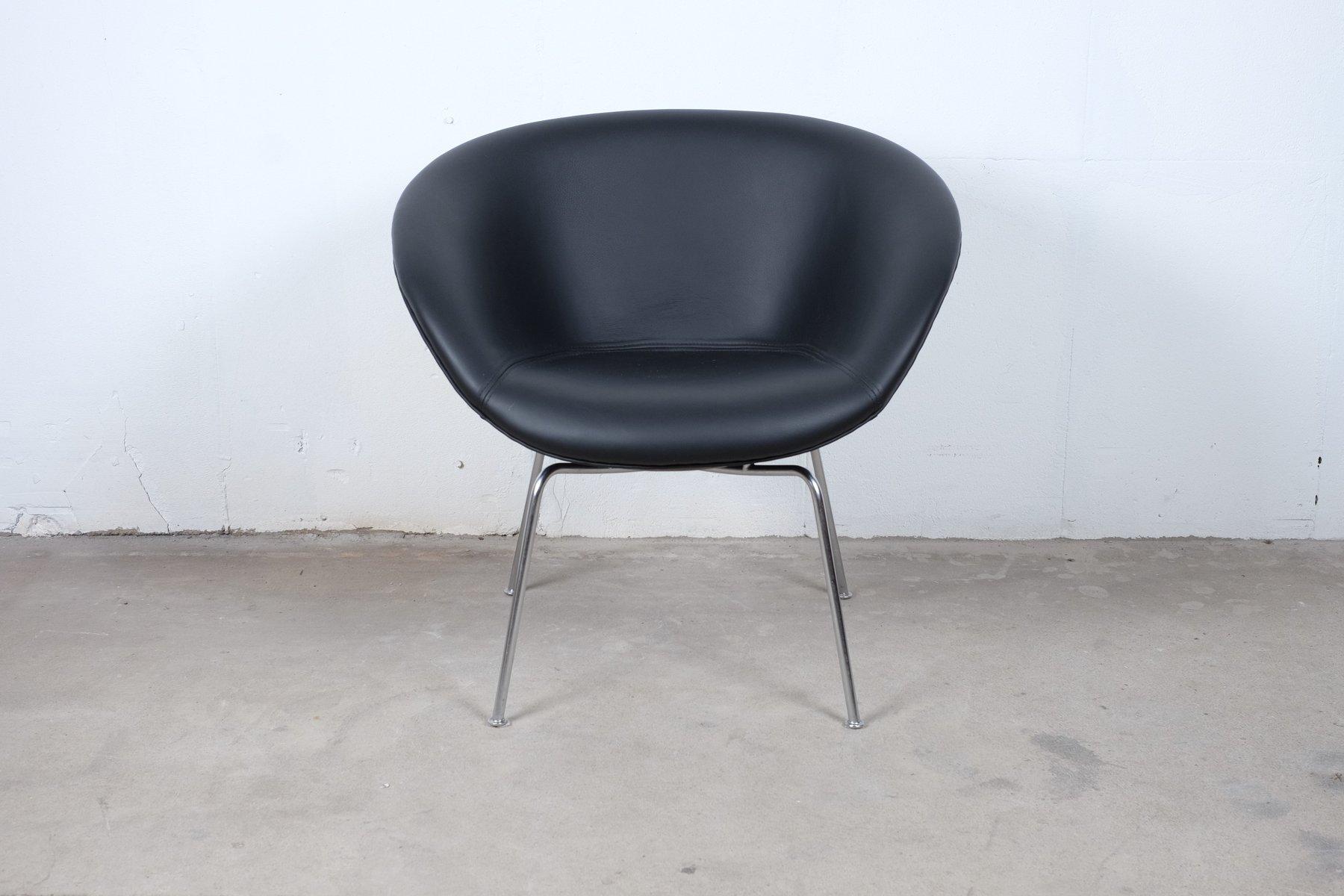 d nischer vintage modell 3318 sessel von arne jacobsen f r. Black Bedroom Furniture Sets. Home Design Ideas