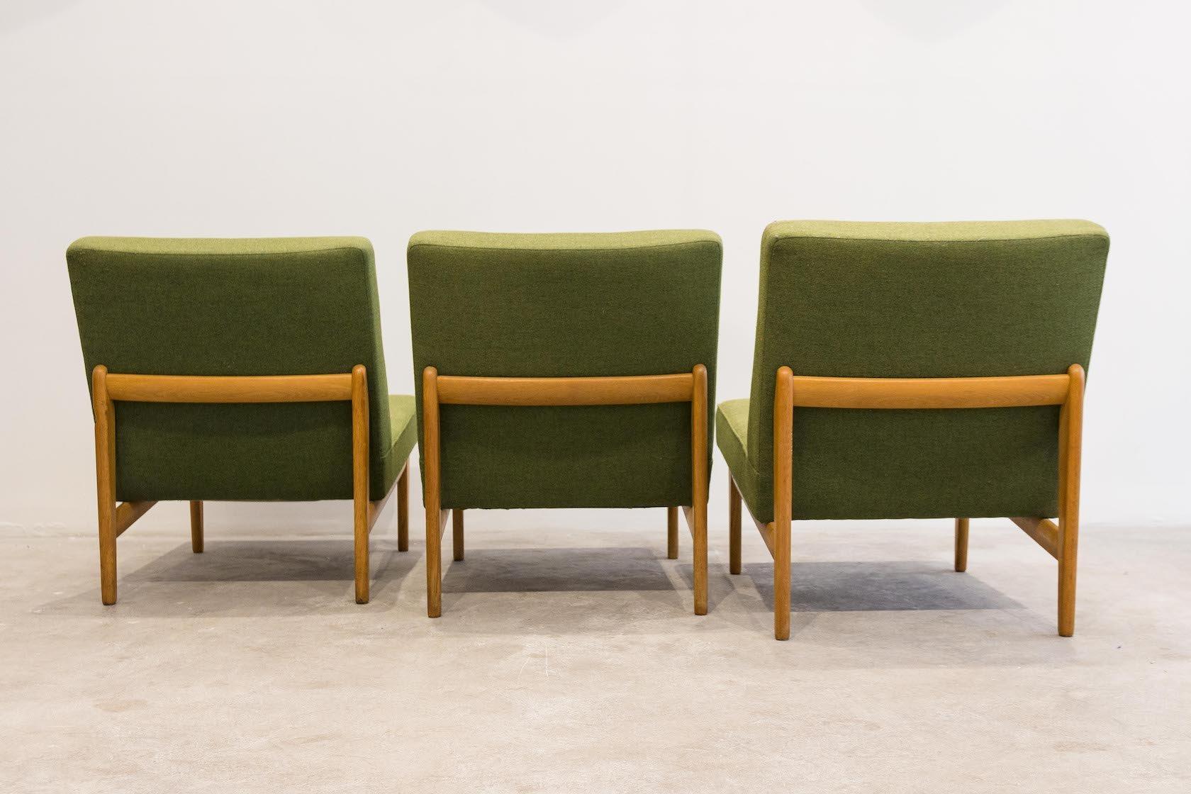 skandinavisches vintage sofa in gr n bei pamono kaufen. Black Bedroom Furniture Sets. Home Design Ideas
