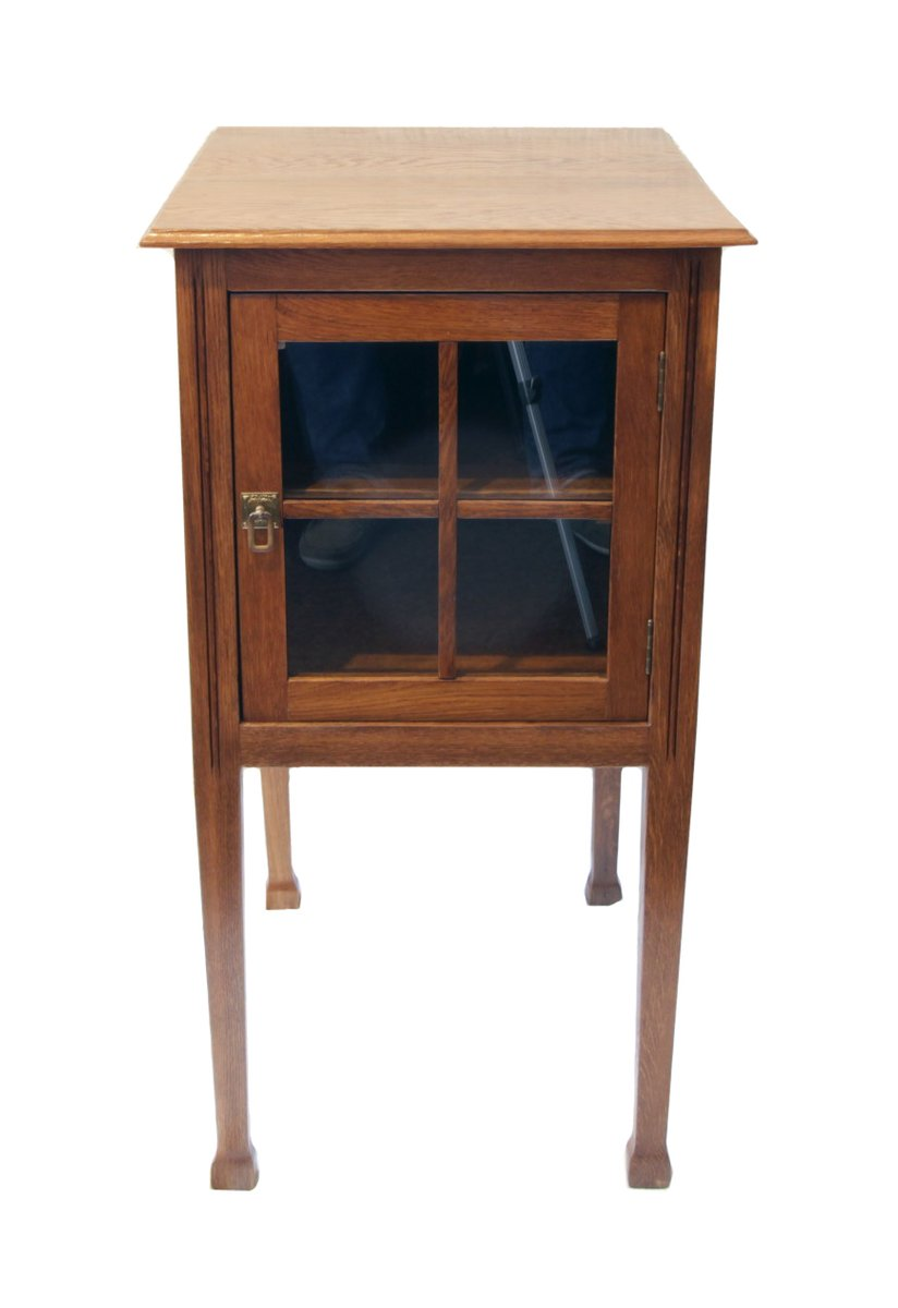 Small Antique Side Cabinet - Small Antique Side Cabinet For Sale At Pamono