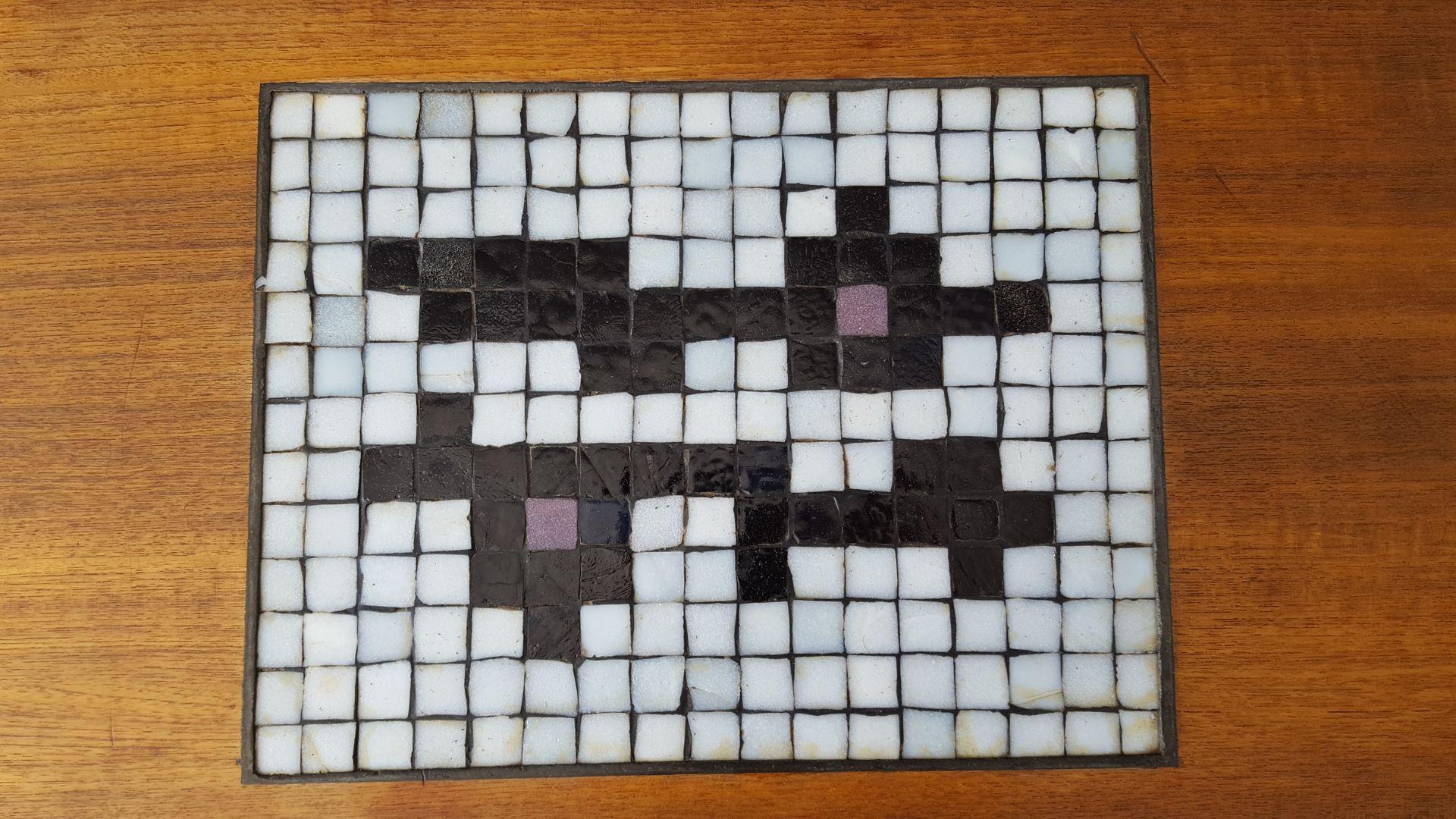Vintage tile coffee table by louis van teeffelen and jaap ravelli price per piece geotapseo Choice Image