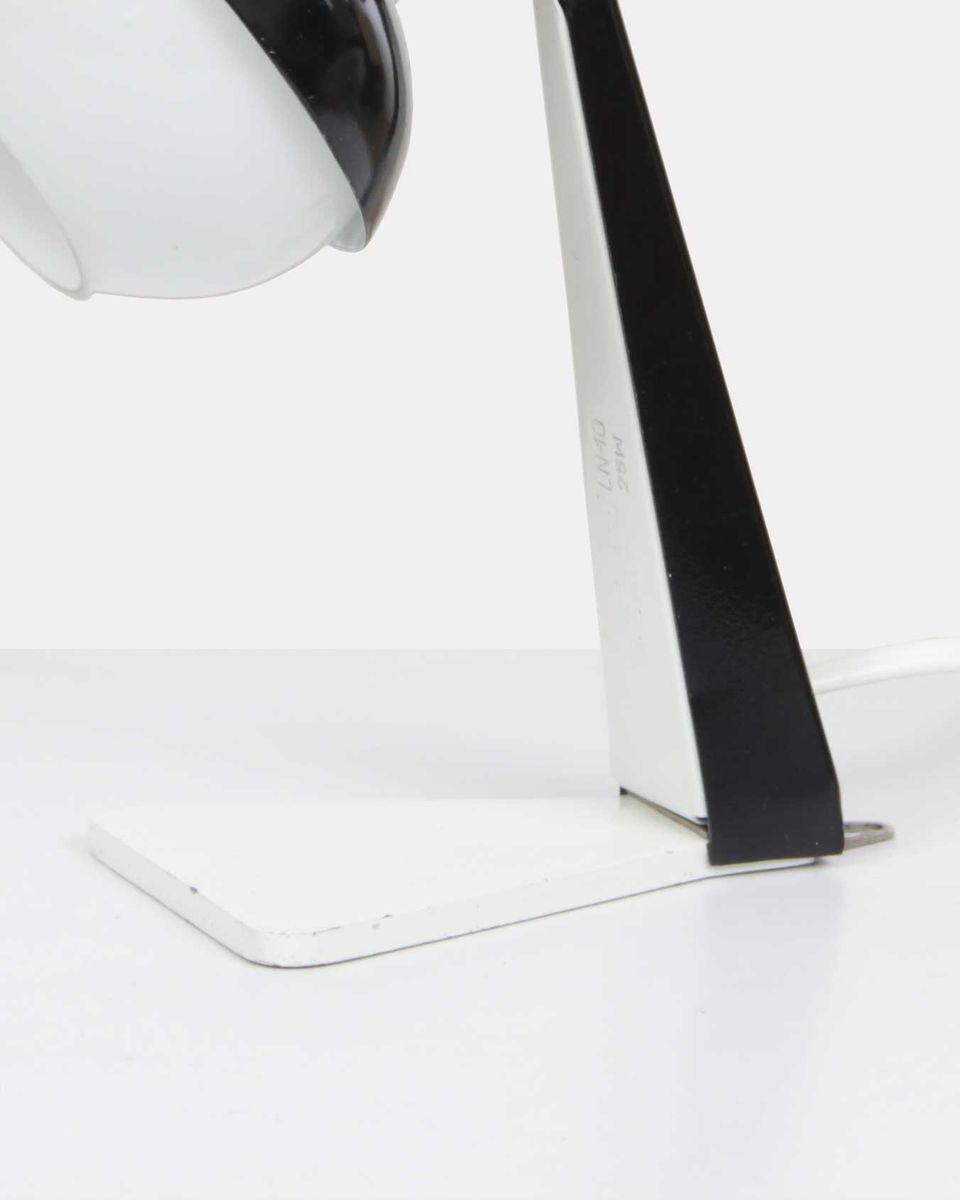lampe de bureau vintage ln 10 de zaos 1960s en vente sur pamono. Black Bedroom Furniture Sets. Home Design Ideas
