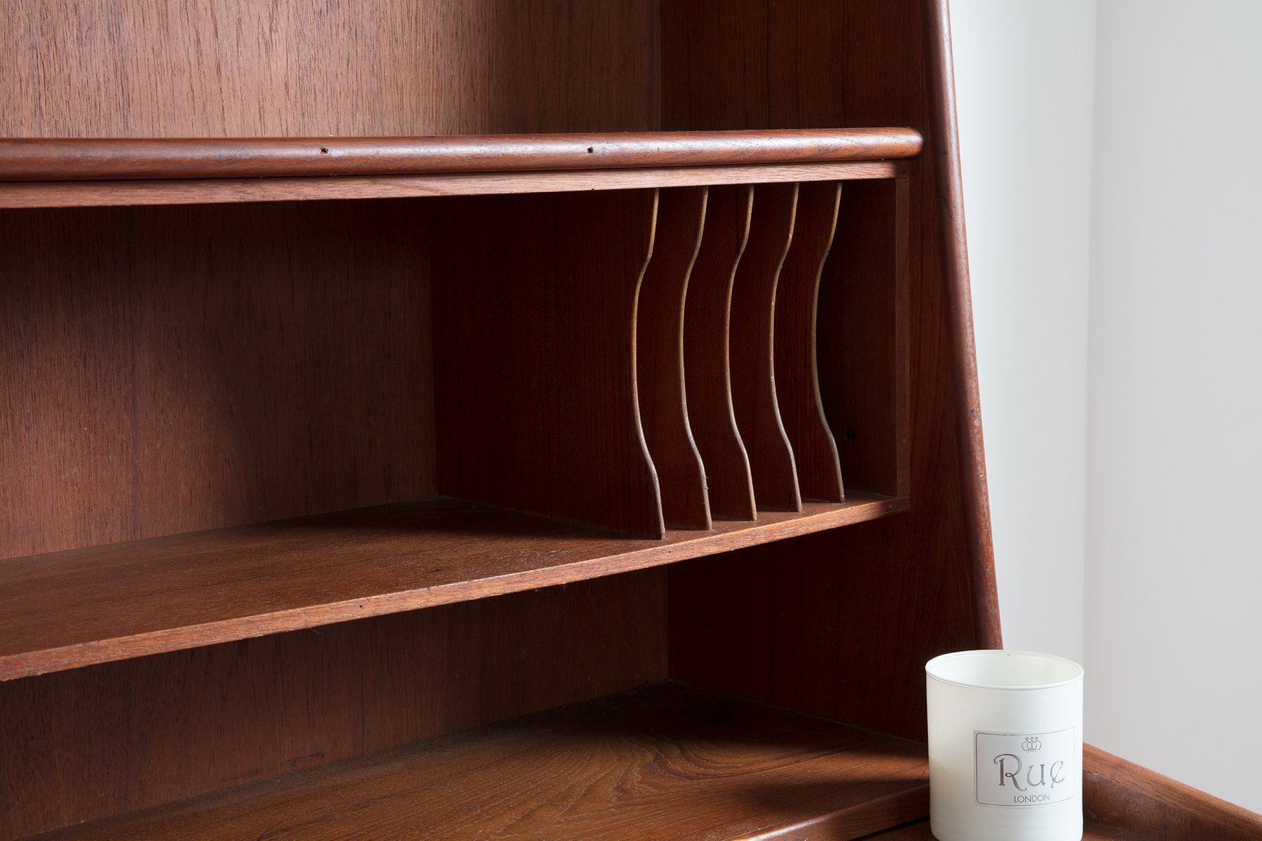 Interesting armadio con scrivania a scomparsa vintage - Mobile scrivania a scomparsa ...