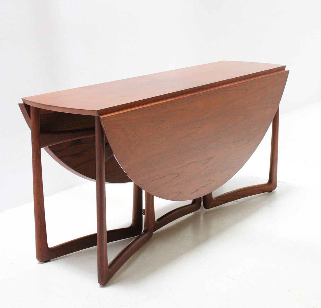 table console rabattable table de runion ebba rabattable with table console rabattable. Black Bedroom Furniture Sets. Home Design Ideas
