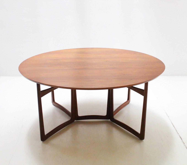 Drop Leaf Dining Table by Hvidt Mlgaard for France Daverkosen