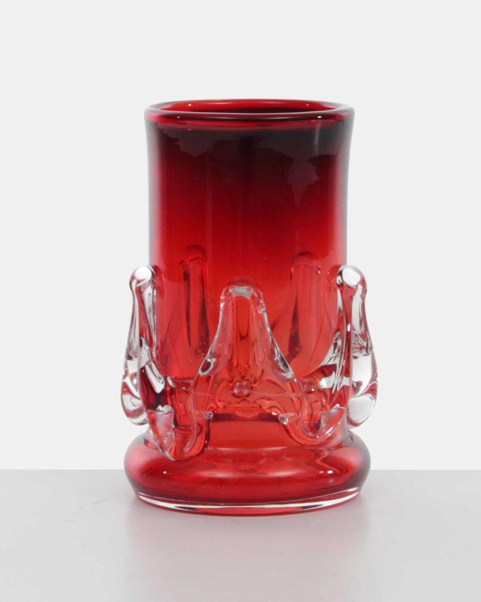 polnische vintage vase von jerzy s uczan orkusz bei pamono kaufen. Black Bedroom Furniture Sets. Home Design Ideas