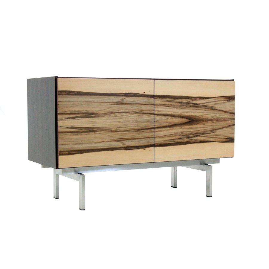 vintage palisander and tropical wood veneer sideboard for. Black Bedroom Furniture Sets. Home Design Ideas