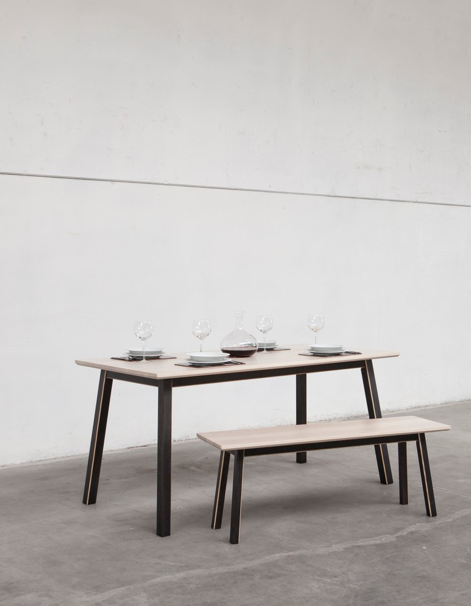 Small Dahlia Dining Table by Alexander Mueller for Universal E ...