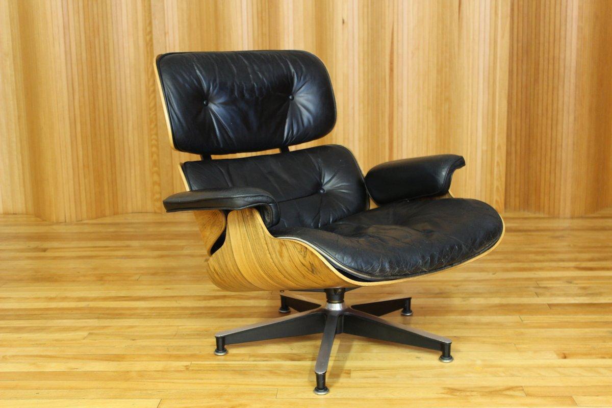 modell 670 palisander sessel von charles ray eames f r herman miller 1970er bei pamono kaufen. Black Bedroom Furniture Sets. Home Design Ideas