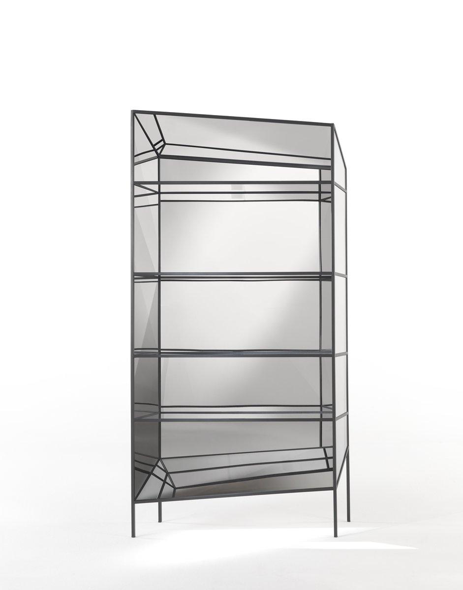 kleine perflect vitrine von sam baron f r jcp 2017 bei pamono kaufen. Black Bedroom Furniture Sets. Home Design Ideas