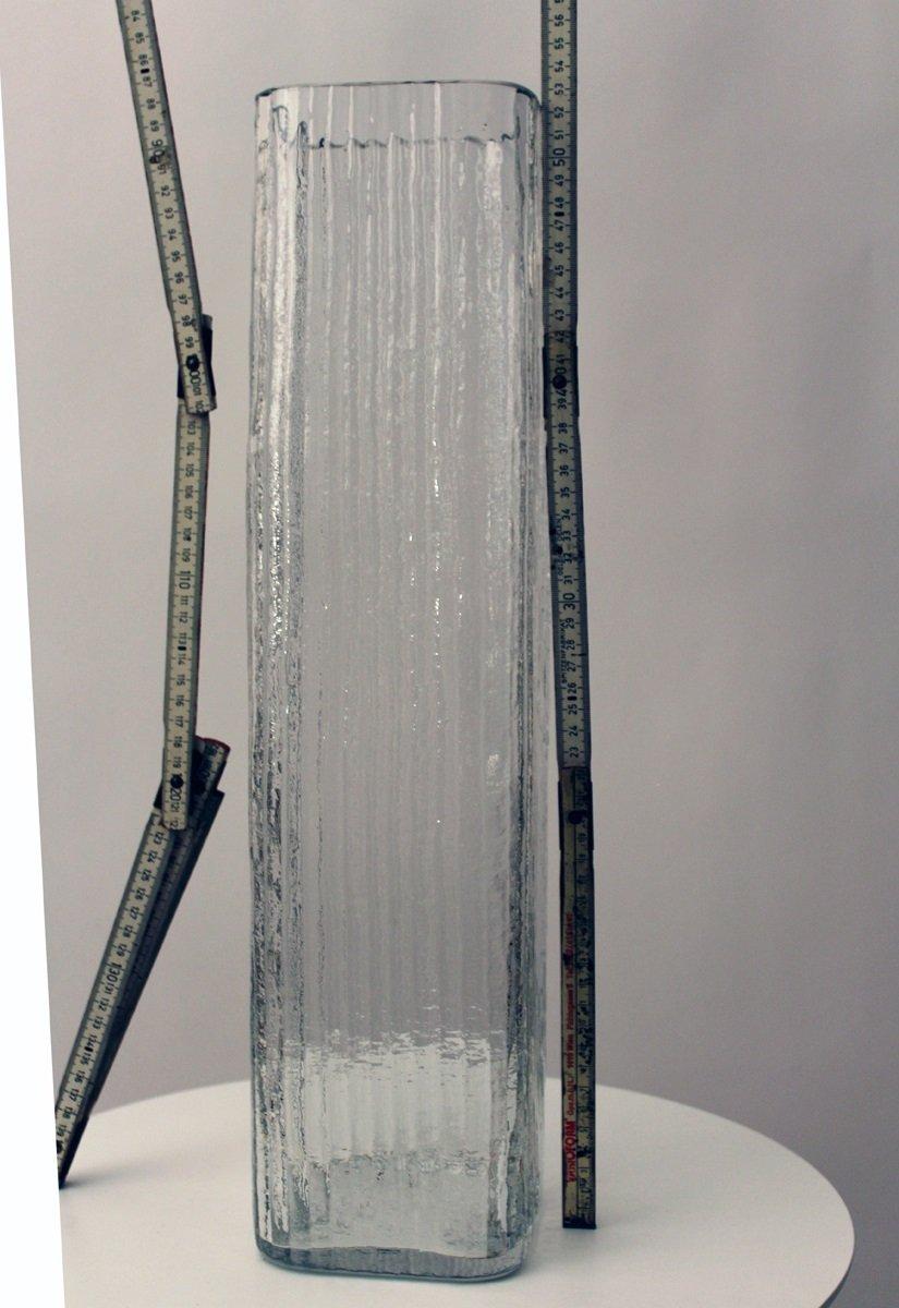 extra gro e triennale vase von josef riedel 1973 bei pamono kaufen. Black Bedroom Furniture Sets. Home Design Ideas