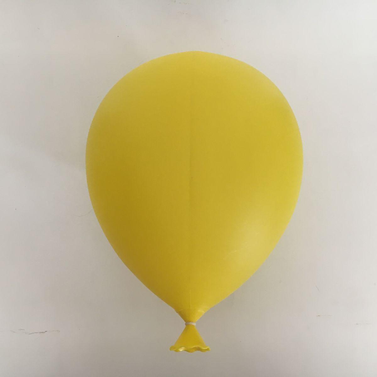 Italian Balloon Lamp from Yves Christin for Bilumen, 1970s for ...