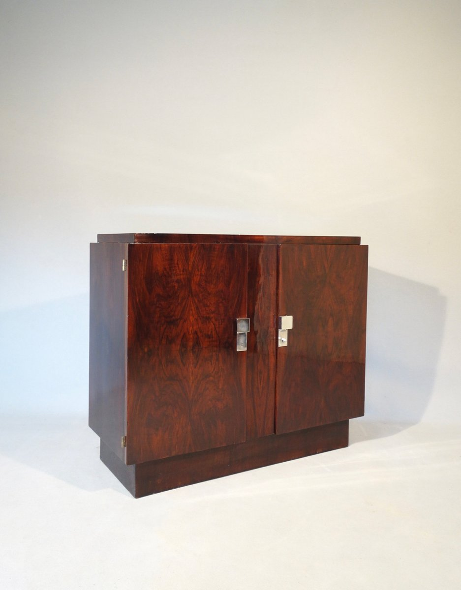 art deco buffet from gu rin 1930s for sale at pamono. Black Bedroom Furniture Sets. Home Design Ideas