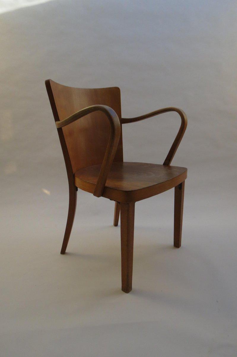 chaise mod le b 47 de thonet 1950s en vente sur pamono. Black Bedroom Furniture Sets. Home Design Ideas