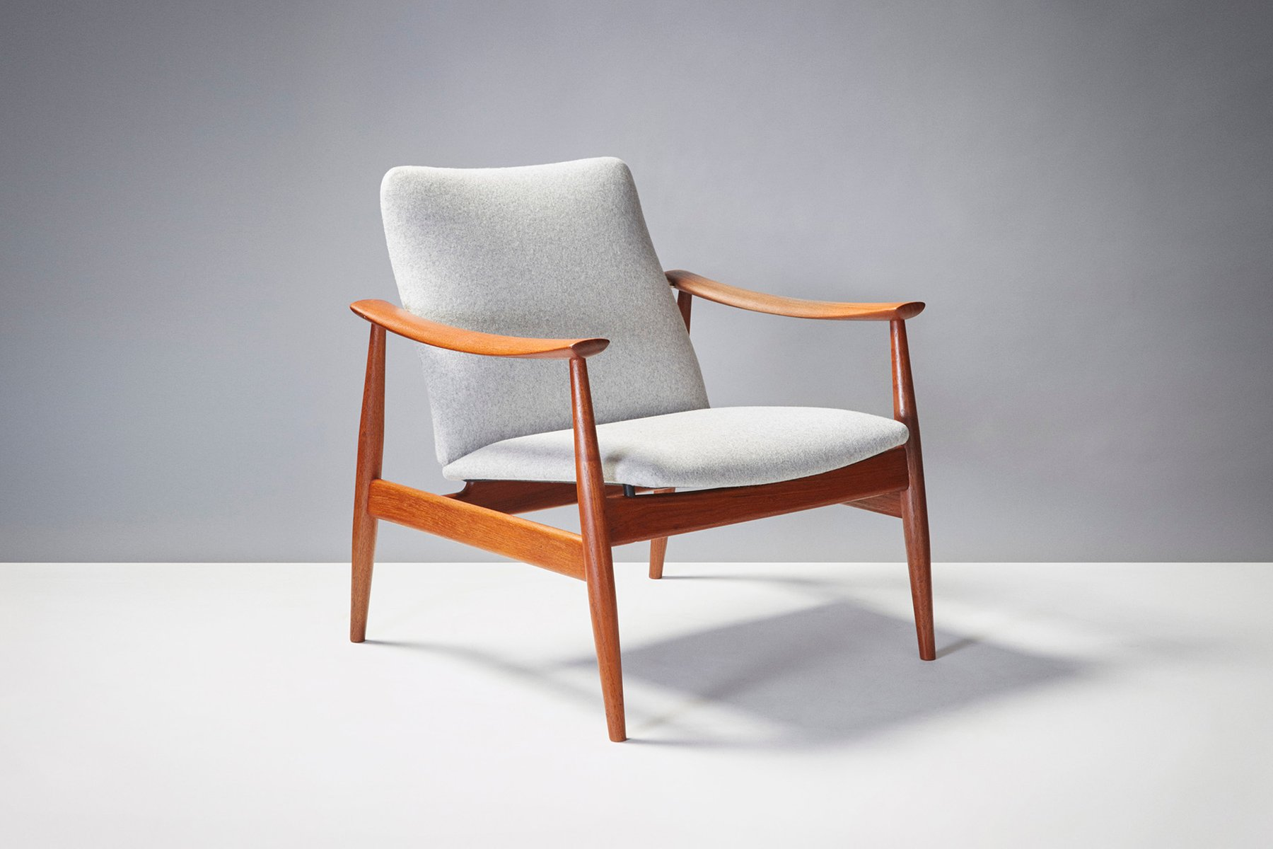 Model 138 Chair By Finn Juhl For France U0026 Son, 1950s For Sale At Pamono
