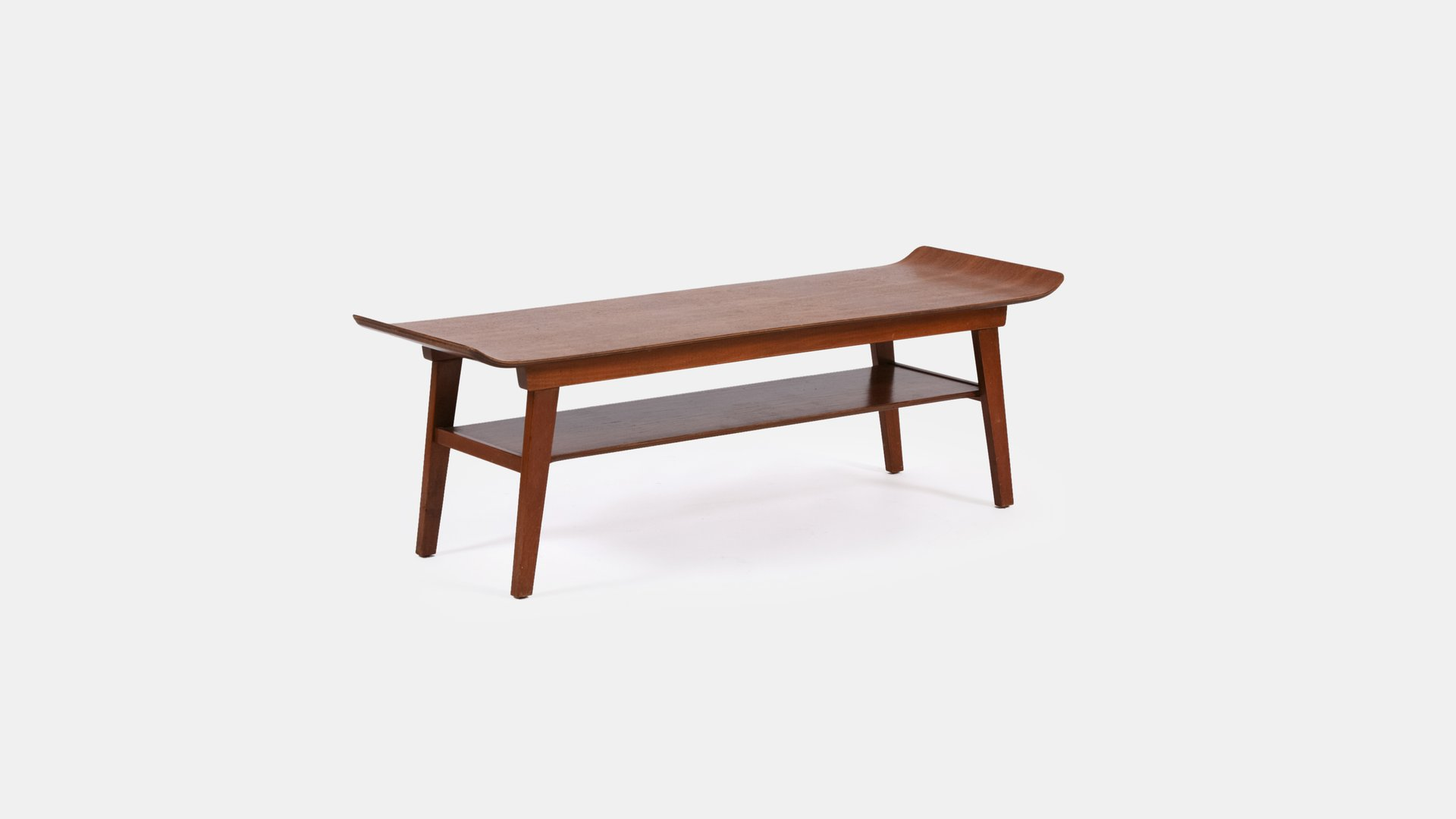 Bentwood Coffee Table 1960s For Sale At Pamono