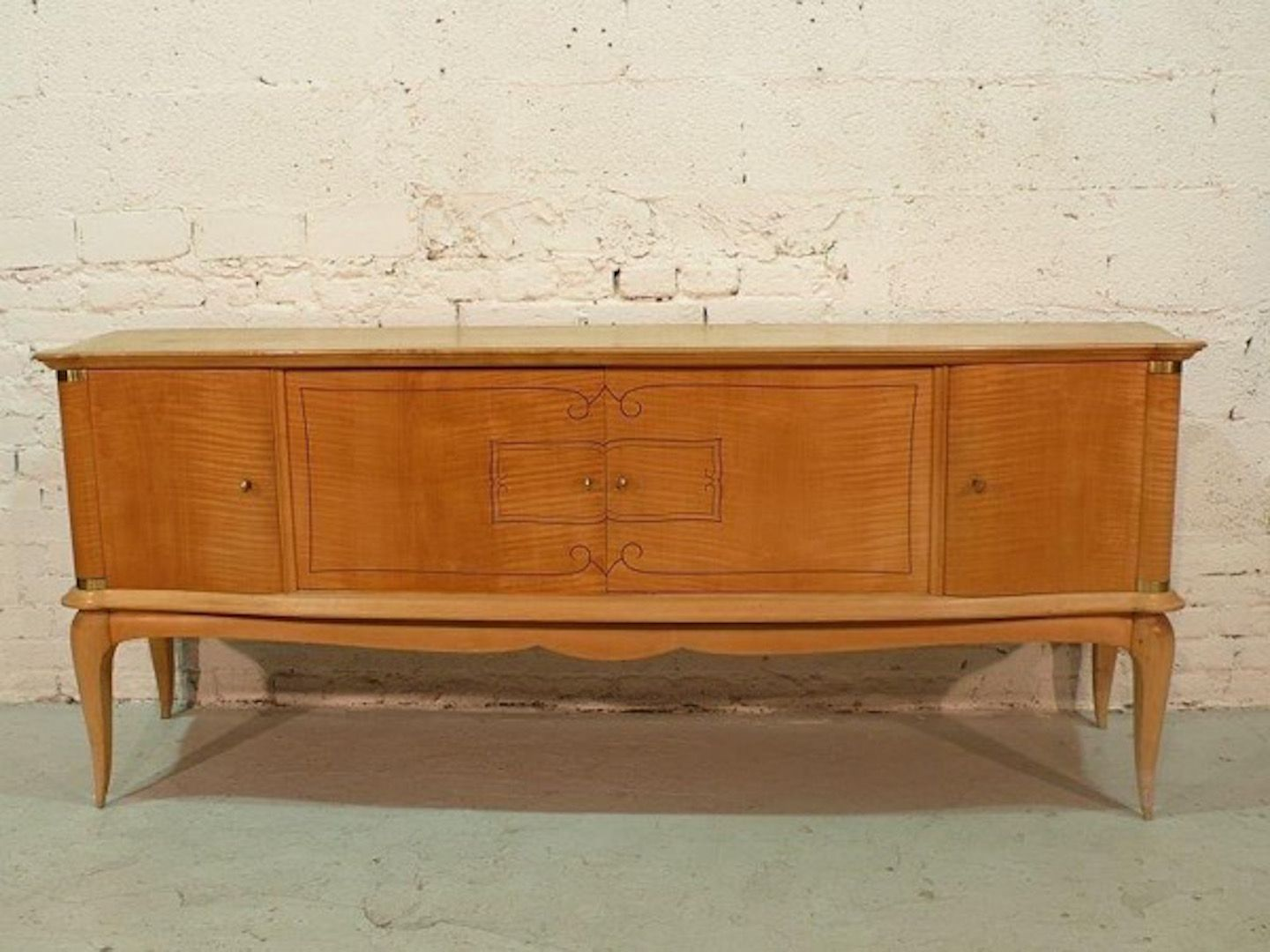 Art deco sideboard by maxime old 1940s for sale at pamono - Deko sideboard ...