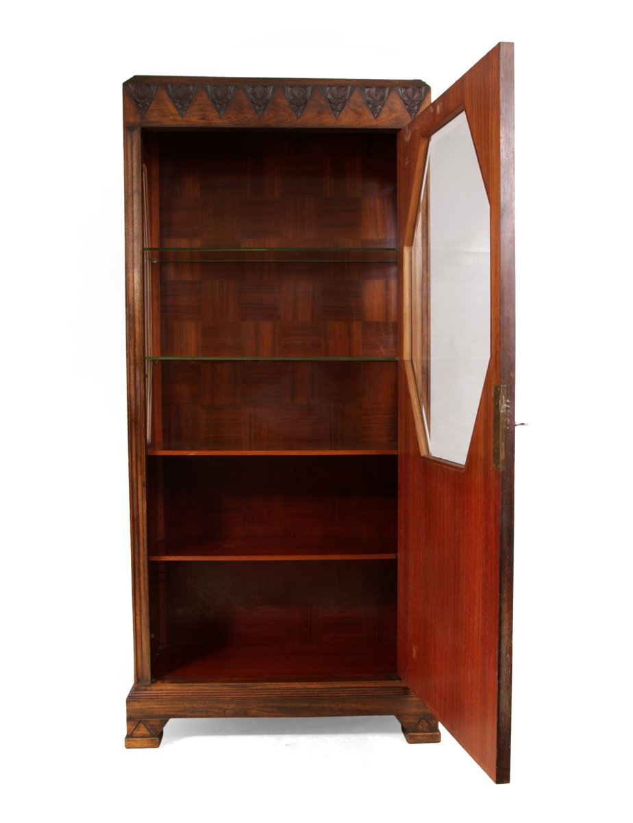 Art deco shop display cabinet 1930s for sale at pamono for Art deco online shop