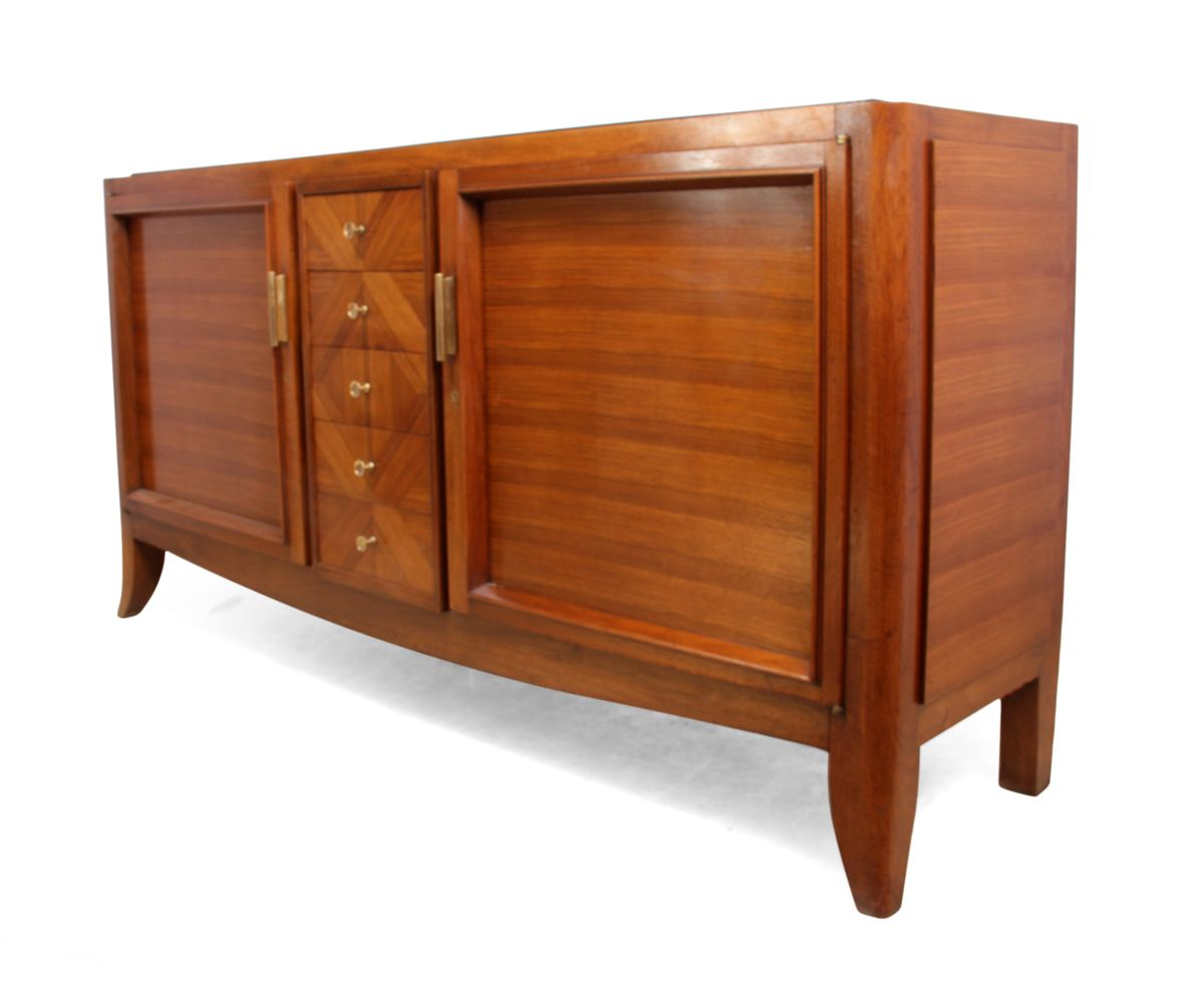 french art deco sideboard 1930s for sale at pamono. Black Bedroom Furniture Sets. Home Design Ideas