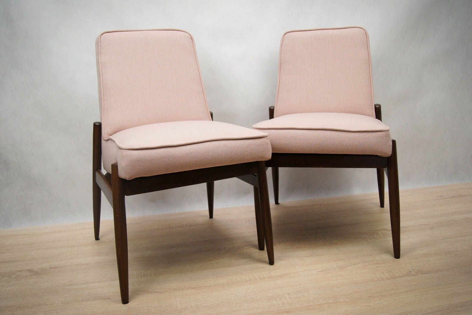 Chairs From Zamo Furniture Factory 1960s Set Of 2 For Sale At Pamono