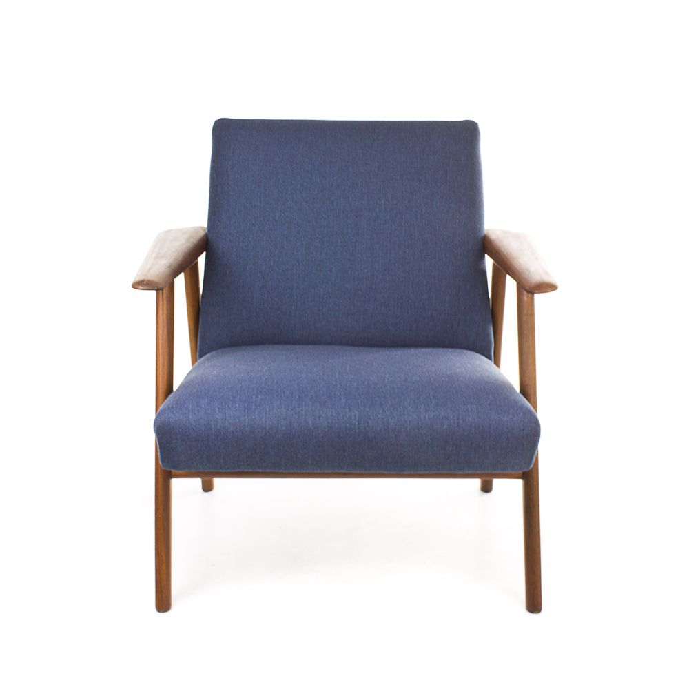 d nischer sessel 1960er bei pamono kaufen. Black Bedroom Furniture Sets. Home Design Ideas