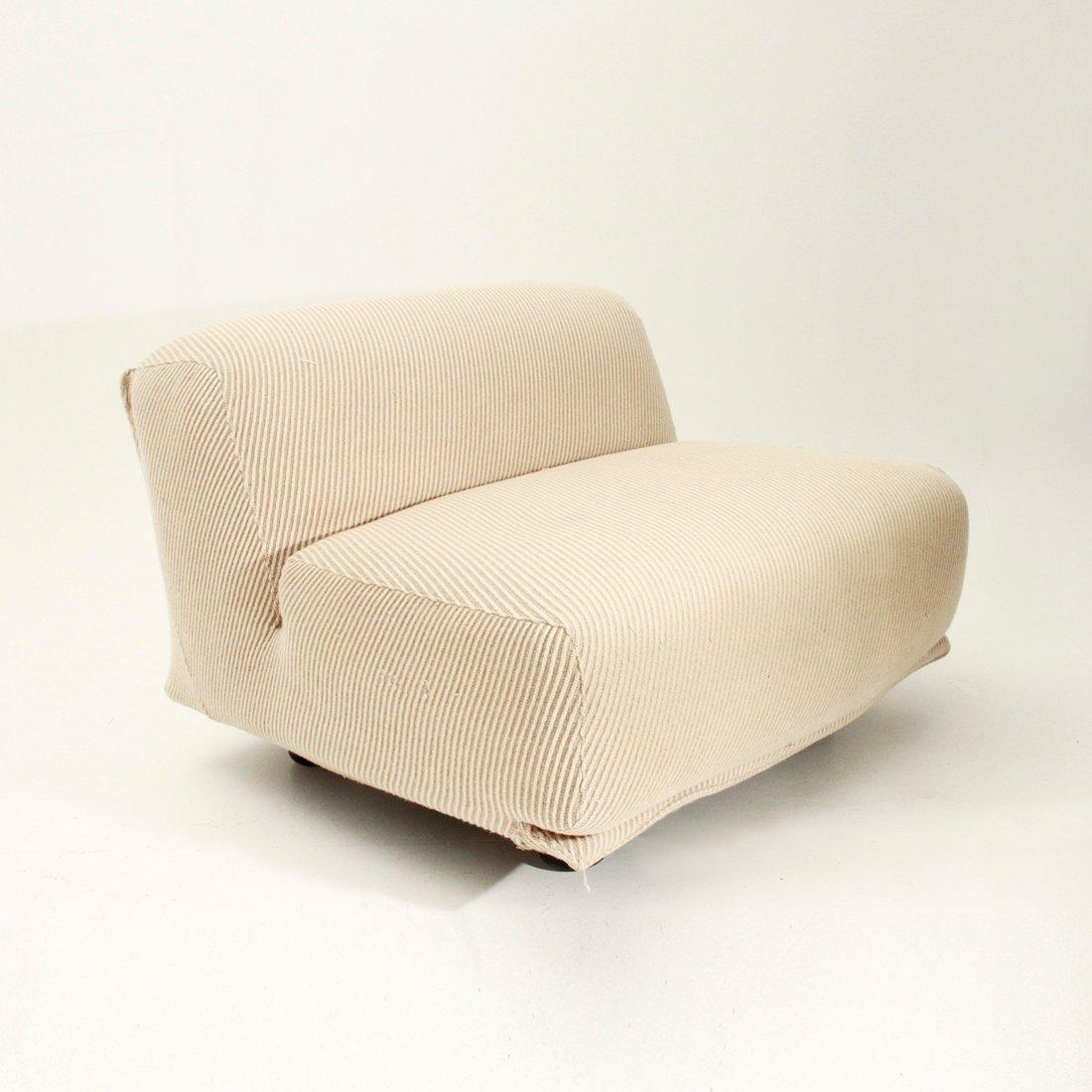 fiandra sofa module by vico magistretti for cassina 1975. Black Bedroom Furniture Sets. Home Design Ideas