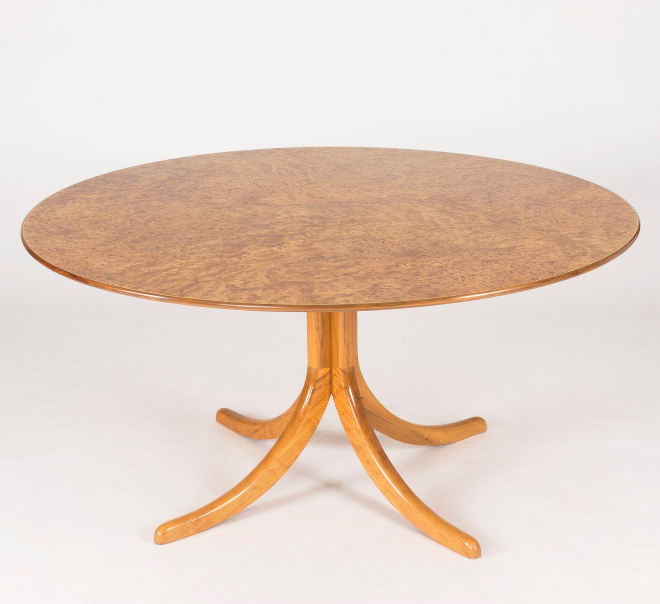 Swedish Alder Root Dining Table by Josef Frank for Svenskt  : swedish alder root dining table by josef frank for svenskt tenn 1950s 2 from www.pamono.com size 1311 x 1200 jpeg 67kB