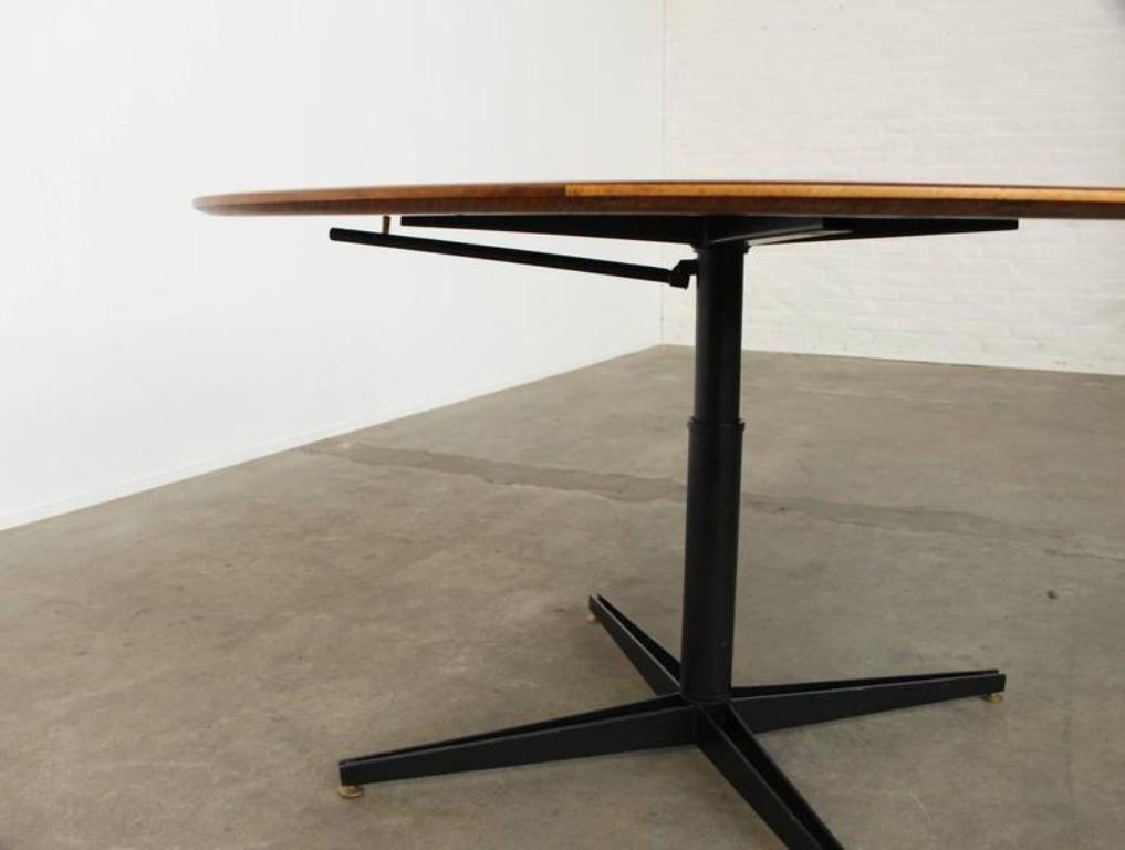 vintage modell t41 ess couchtisch von osvaldo borsani f r tecno bei pamono kaufen. Black Bedroom Furniture Sets. Home Design Ideas