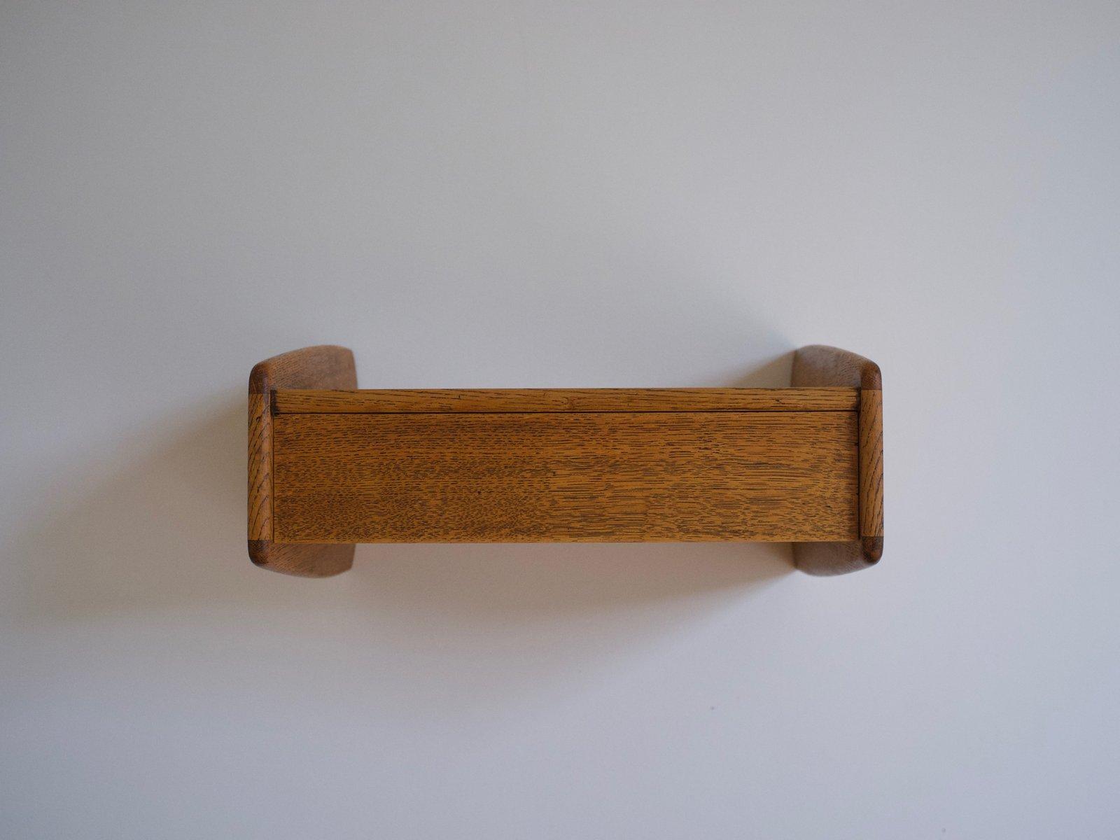 Wall Hung Bedside Tables danish wall-mounted bedside tablesmelvin mikkelsen, 1960s, set