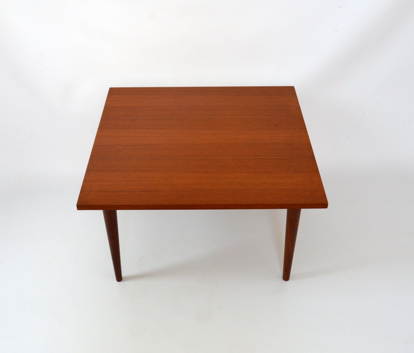 Vintage Swedish Teak Coffee Table 1970s For Sale At Pamono