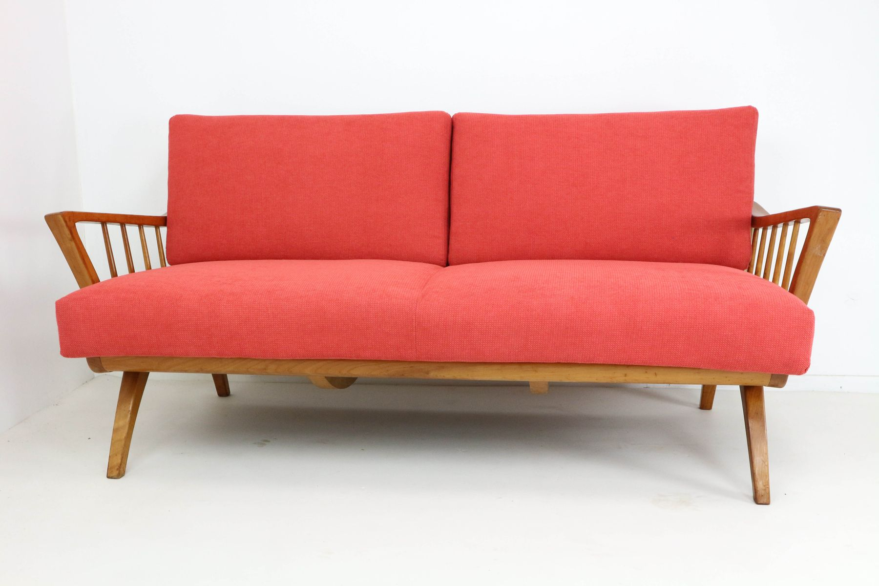 Antimott Sofa or Daybed from Walter Knoll 1950s for sale at Pamono