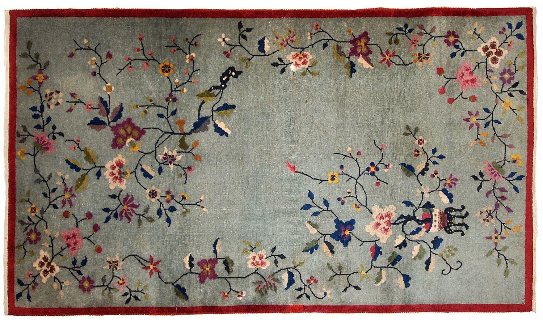 Teppich Art_23541820171107 - Handgemachter Chinesischer Art Deco Teppich, 1920er bei