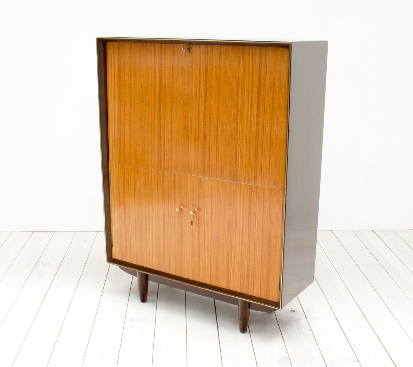 Mid Century Cocktail Cabinet From Beresford Hicks For