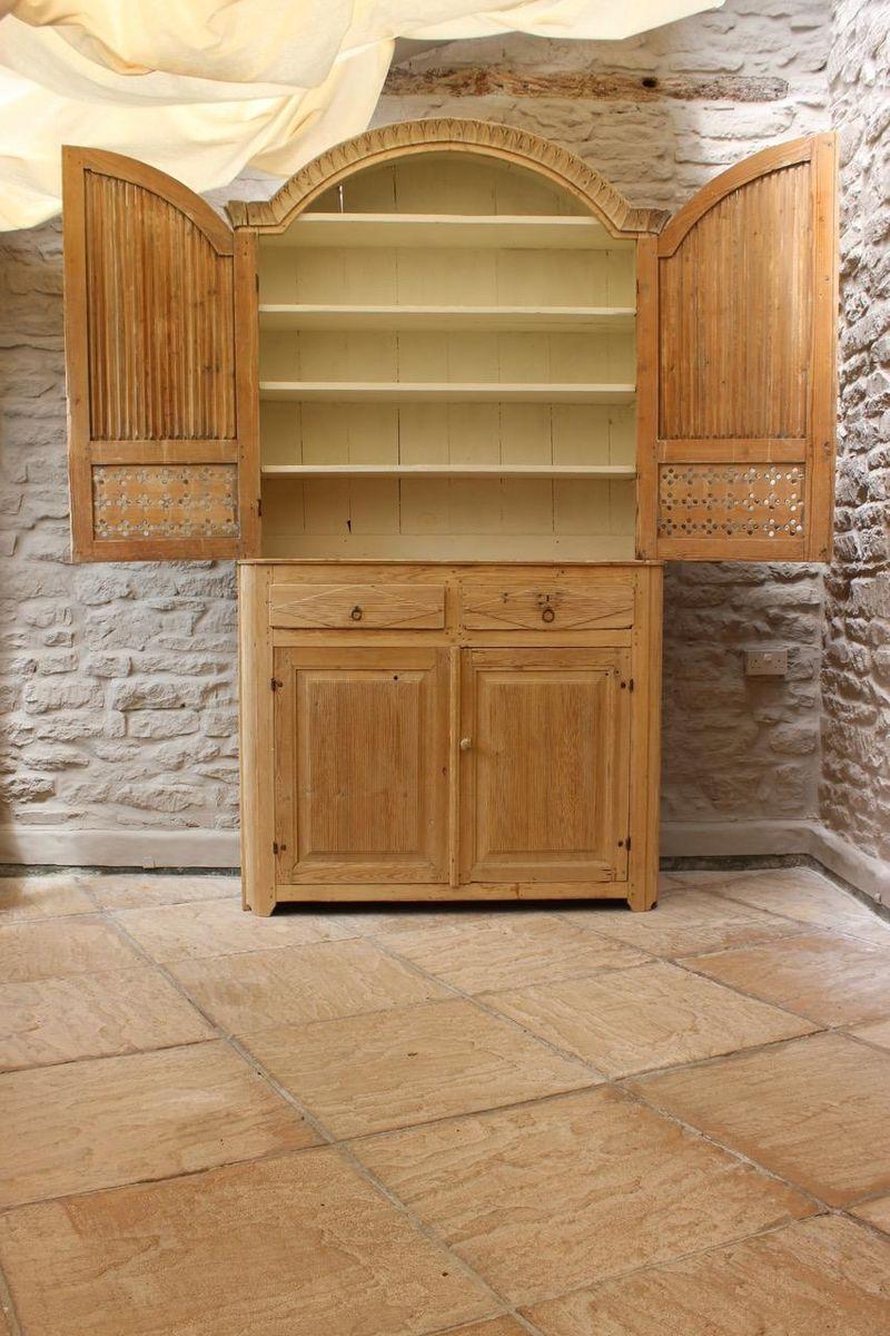 skandinavischer kiefernholz schrank aus 19 jhdt bei pamono kaufen. Black Bedroom Furniture Sets. Home Design Ideas