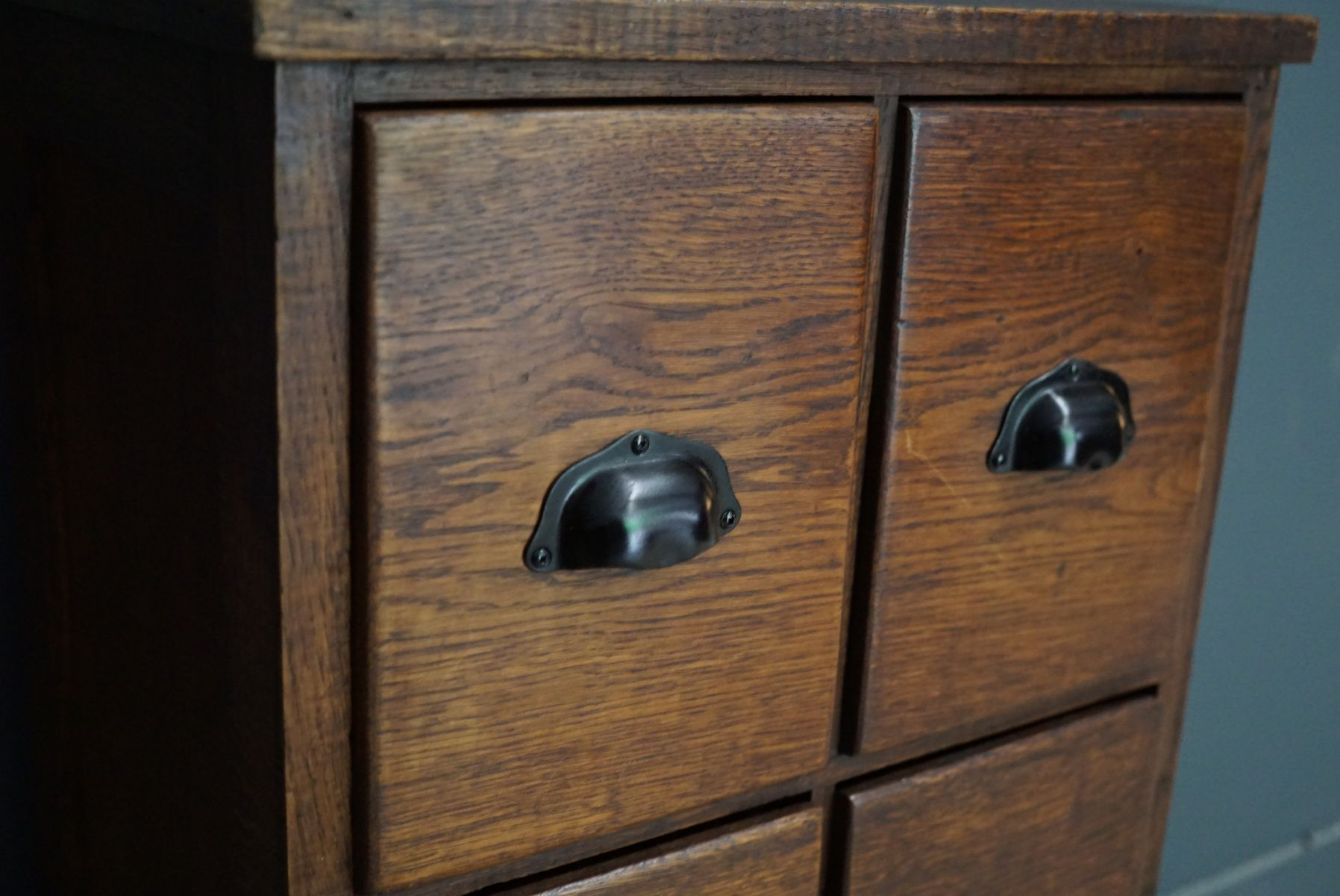 French Oak Apothecary Cabinet S For Sale At Pamono - Apothecary cabinet