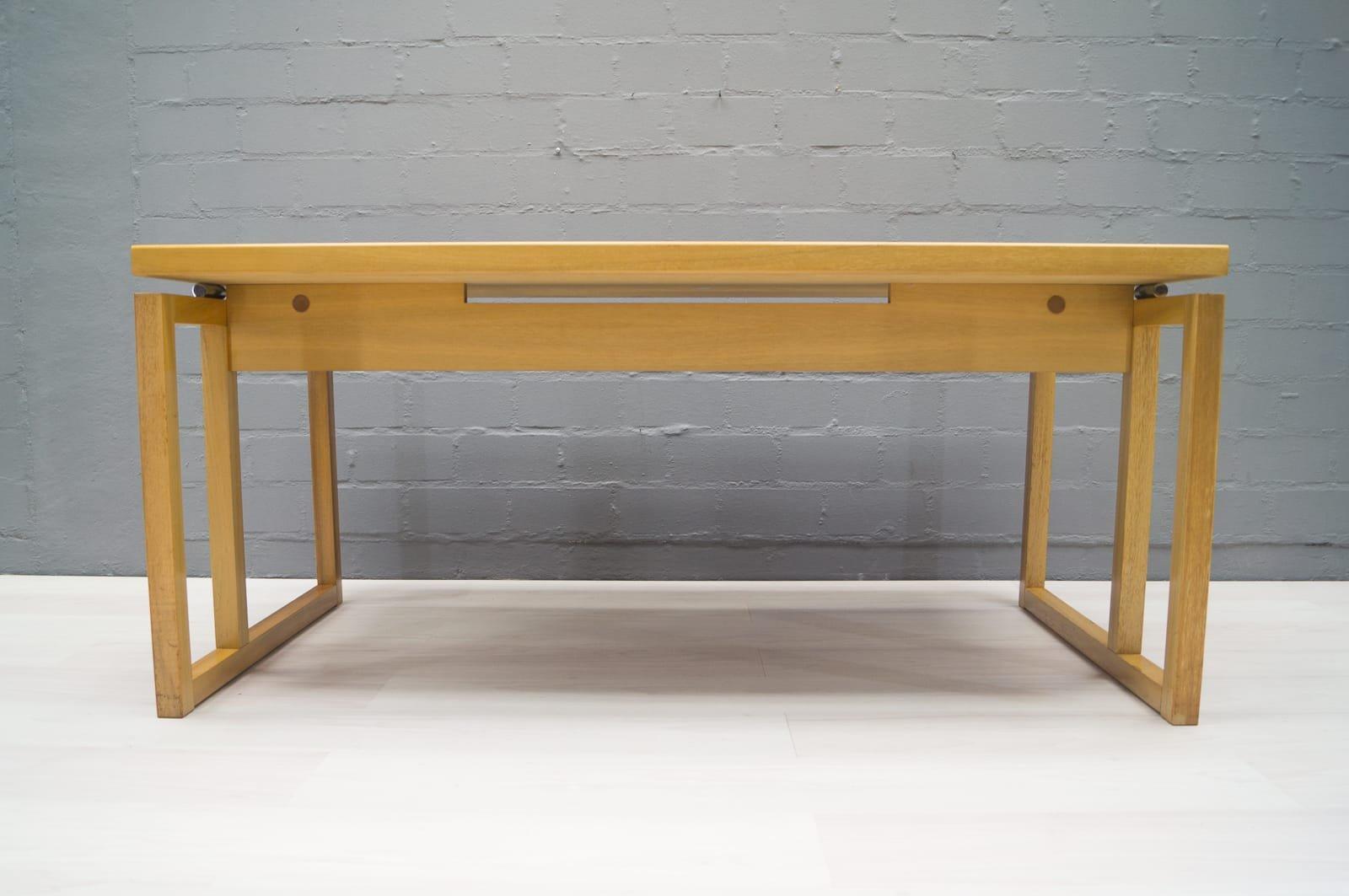 Schreibtisch mit rollschubladen von wk m bel 1960er bei for Schreibtisch mit laden