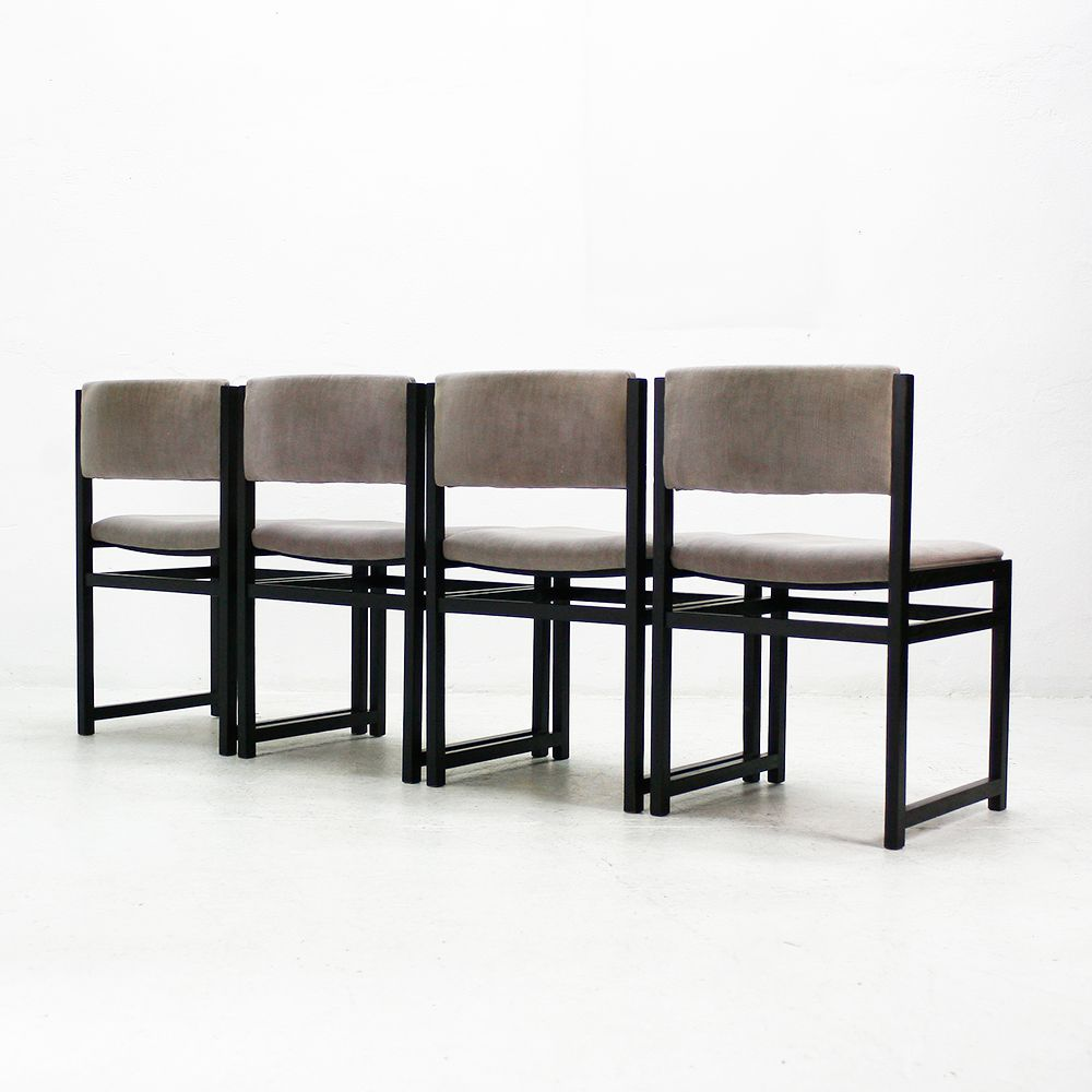 Dining chairs s set of for sale at pamono