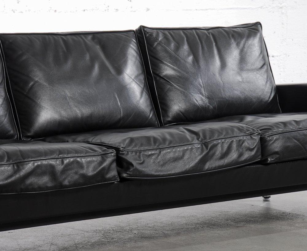 vintage drei sitzer sofa zwei sessel von george nelson. Black Bedroom Furniture Sets. Home Design Ideas