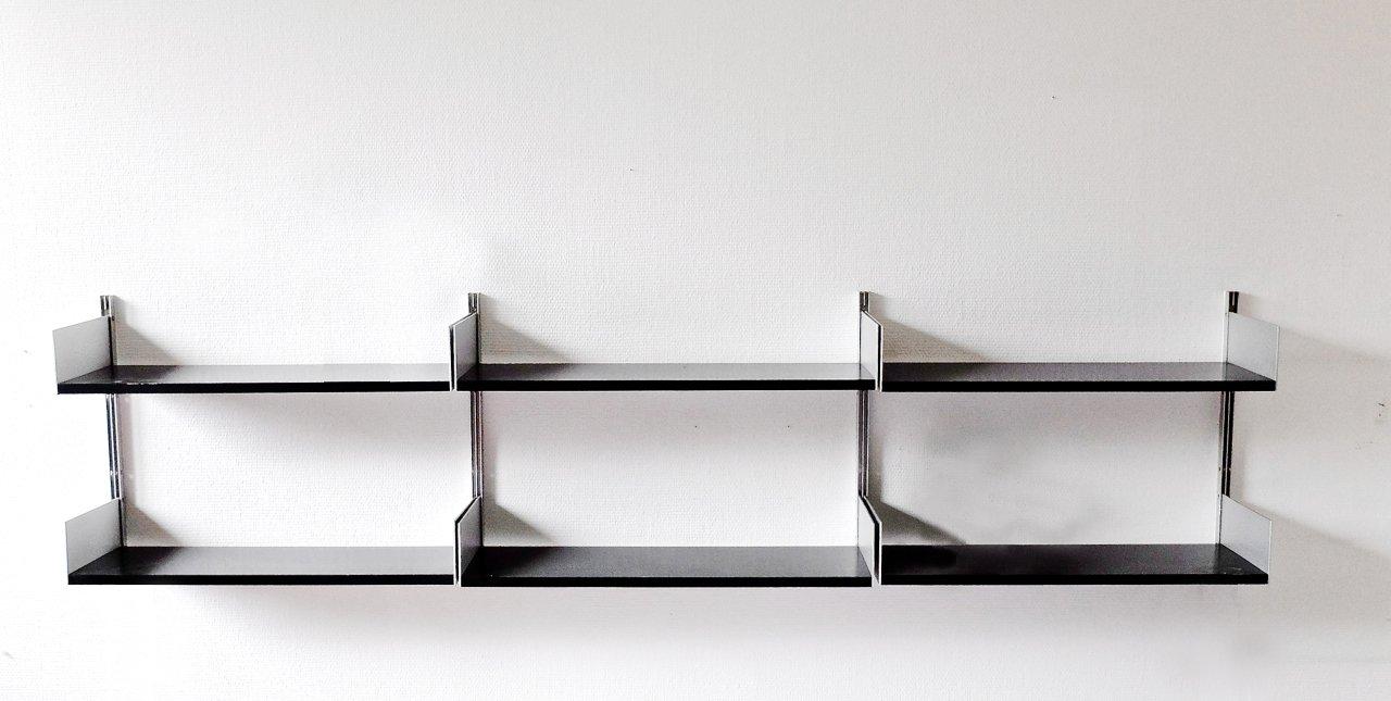 vintage 606 regalsystem von dieter rams f r vitsoe bei pamono kaufen. Black Bedroom Furniture Sets. Home Design Ideas