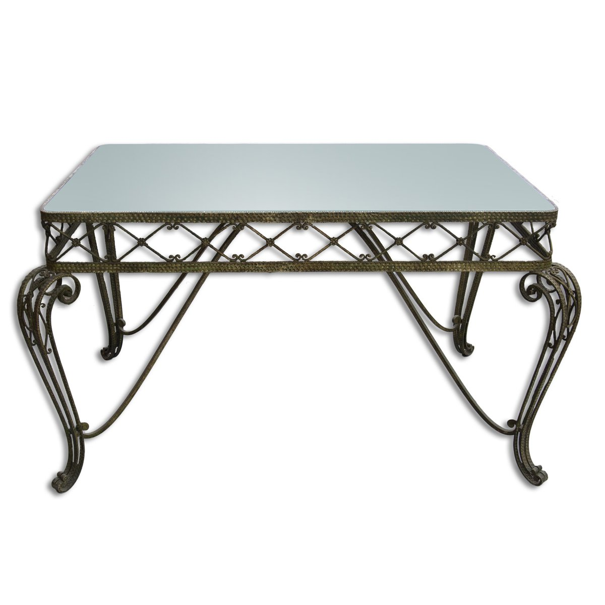 50s retro console table - photo #4