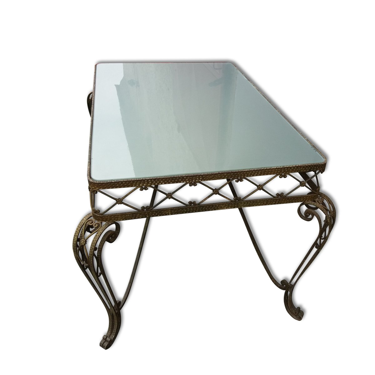 50s retro console table - photo #14