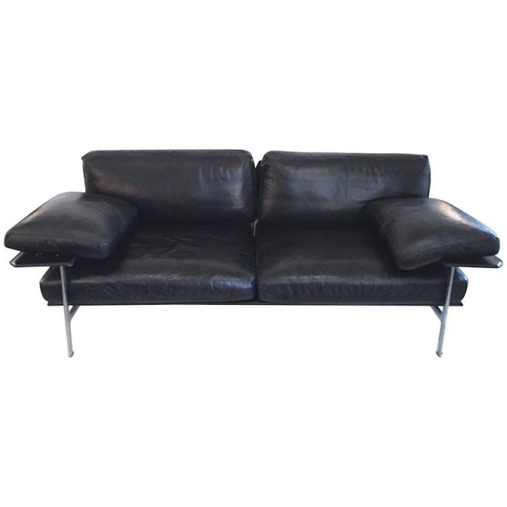 Diesis Sofa By Antonio Citterio Paolo Nava For B B Italia 1980s For Sale At Pamono
