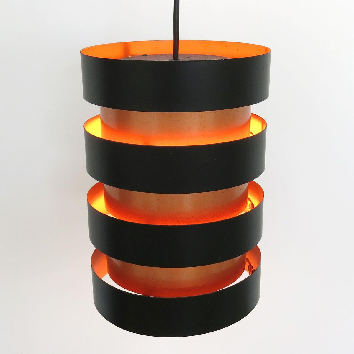 lampe suspension eifel en cuivre et noir par jo. Black Bedroom Furniture Sets. Home Design Ideas