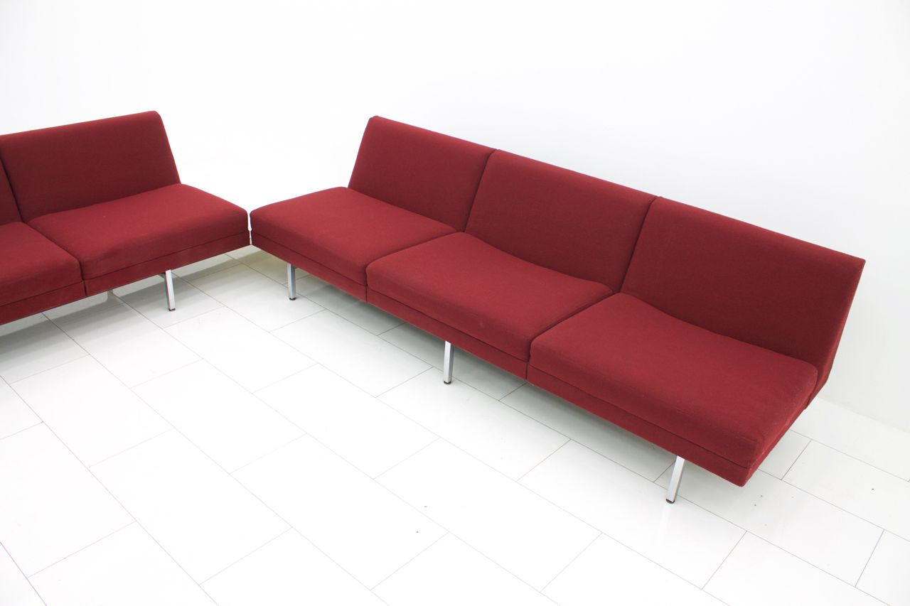 Modular Sofa By George Nelson For Herman Miller 1960s For