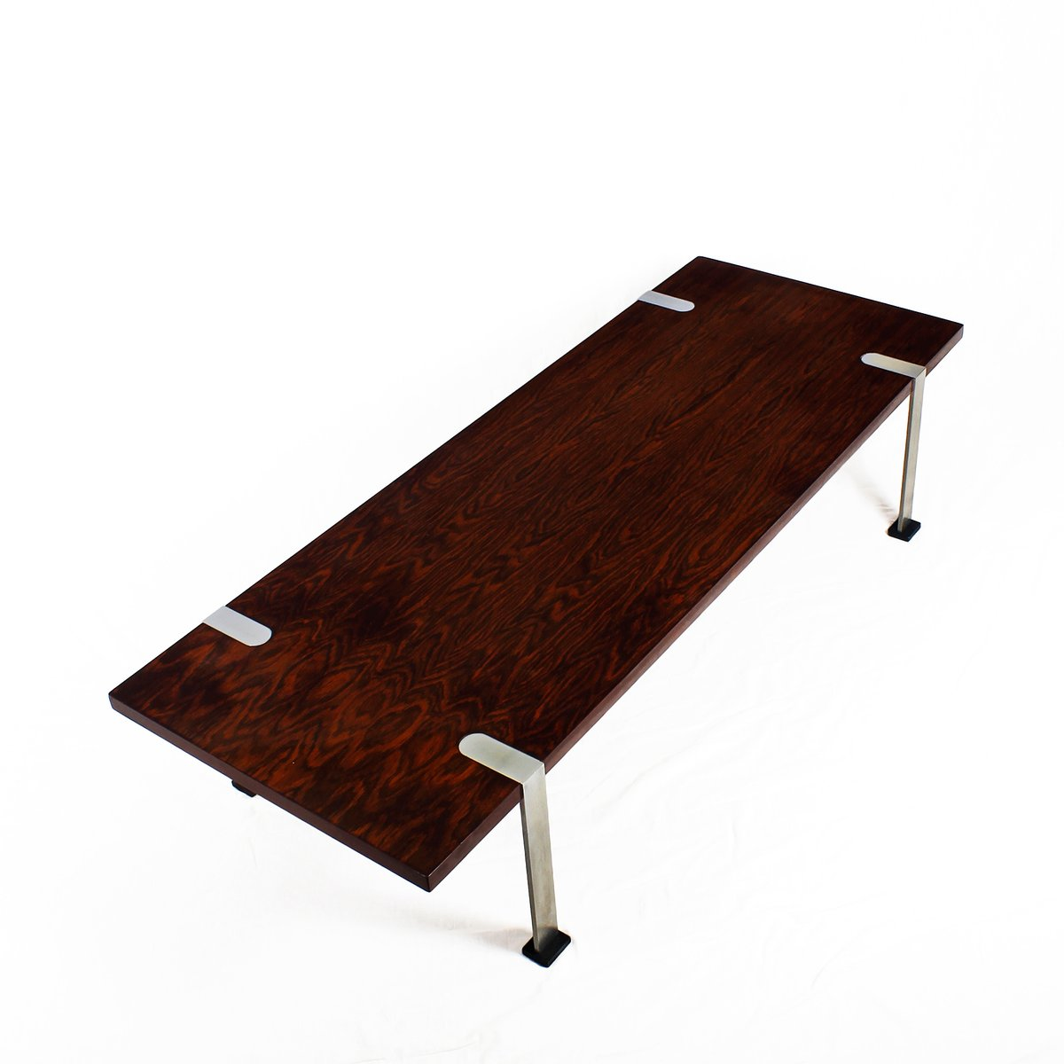Italian Rio Rosewood Coffee Table 1960s For Sale At Pamono