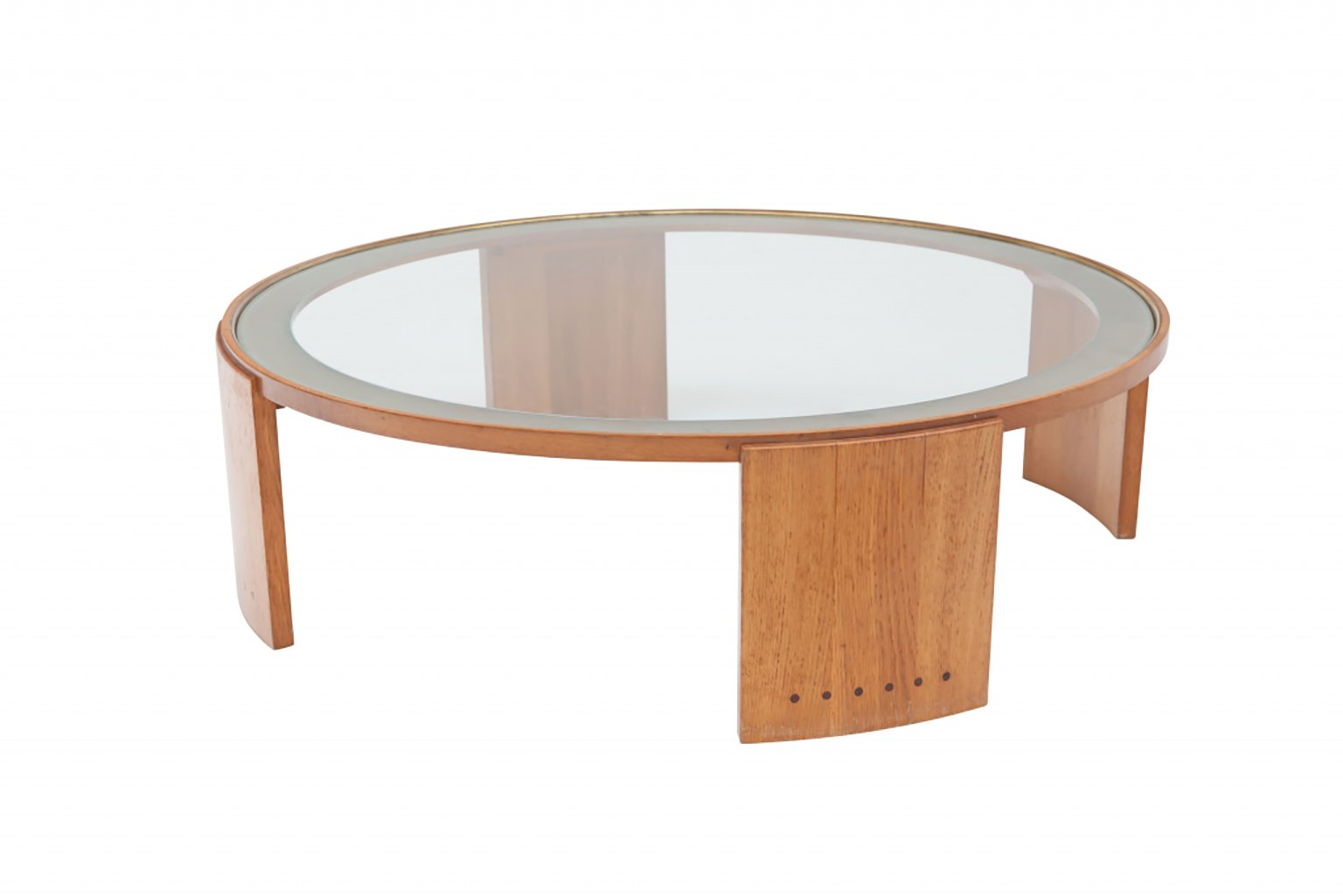 coffee table by pierre chapo 1960s for sale at pamono. Black Bedroom Furniture Sets. Home Design Ideas
