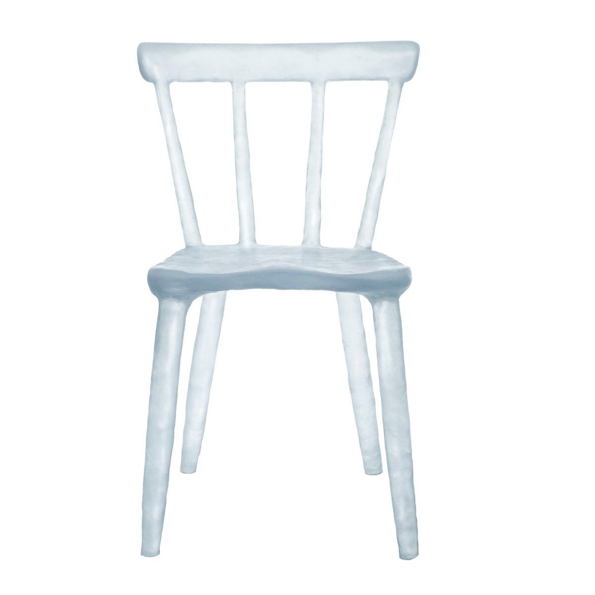 Grauer glow stuhl von kim markel 2017 bei pamono kaufen for Grauer stuhl