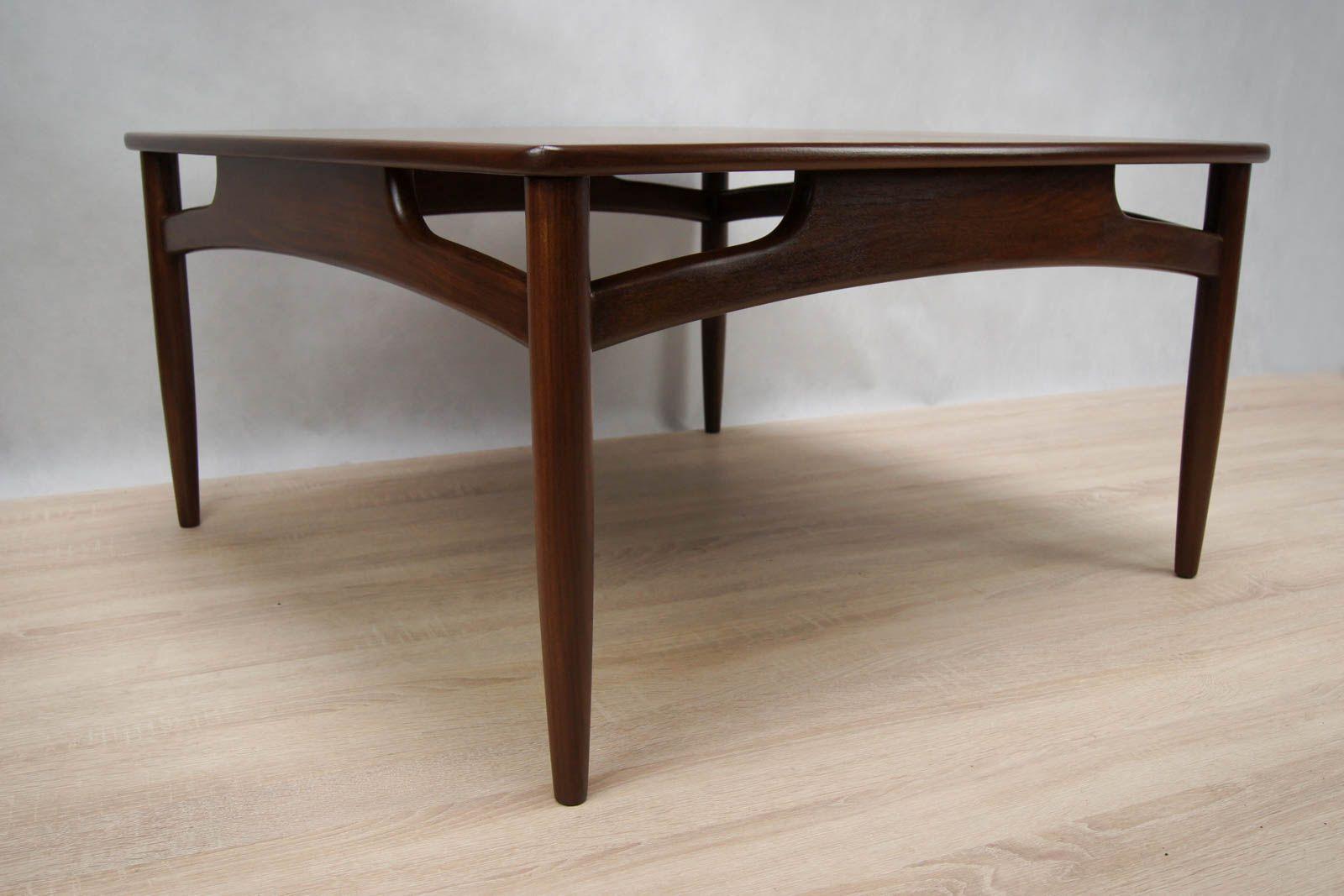 Tavolino da caff in teak di g plan anni 39 60 in vendita for Tavolino anni 60 design