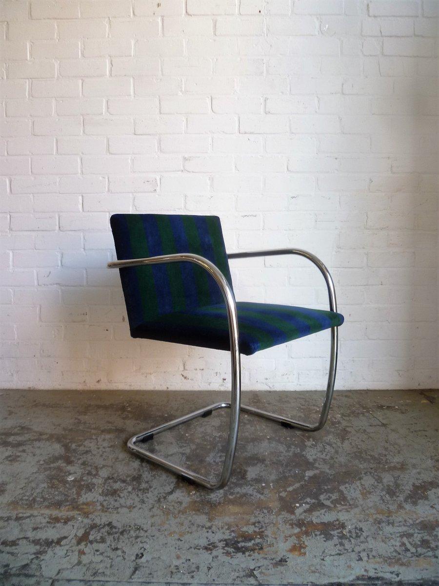 Mies Brno Chair vintage brno chairludwig mies van der rohe, set of 4 for sale