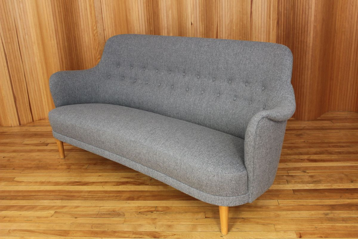 Mid century samsas sofa by carl malmsten for o h sj gren for sale at pamono Carl malmsten sofa