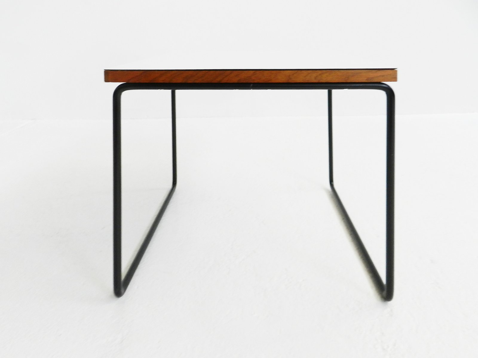 Side Table by Pierre Guariche for Steiner 1950s for sale at Pamono